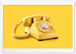 Retro Telephone Aesthetic