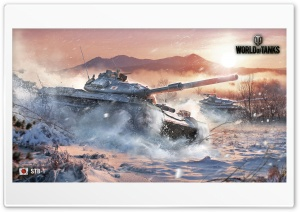 World of Tanks STB-1