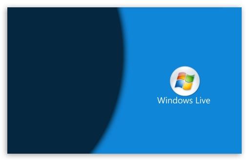 Download Windows Live UltraHD Wallpaper
