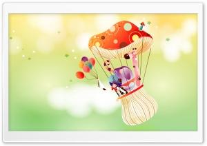 Childhood Fairytales Mushroom...