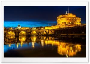 Ponte Sant Angelo, Castel...