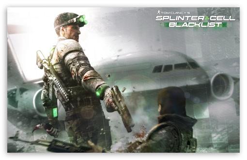 Download Splinter Cell - Blacklist UltraHD Wallpaper