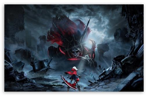 Download God Eater 2 Rage Burst Video Game UltraHD Wallpaper