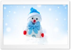 Christmas Snowman Winter,...