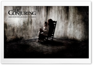 The Conjuring Movie Wide