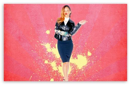 Download Rihanna 2013 UltraHD Wallpaper