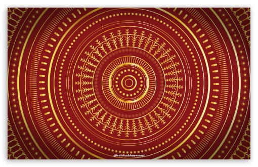 Download Ornamental UltraHD Wallpaper