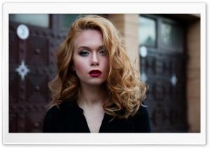 Beautiful Russian Model