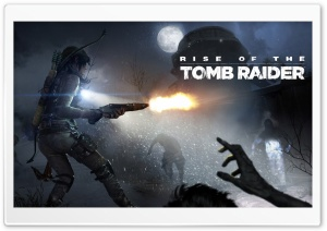 Rise Of The Tomb Raider Cold...
