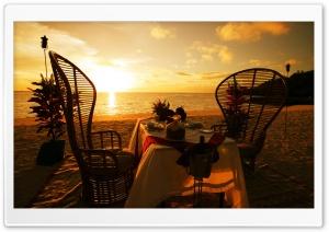 Romantic Dinner Arrangement