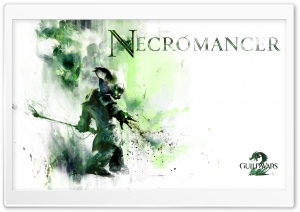 Guild Wars 2 Asura Necromancer