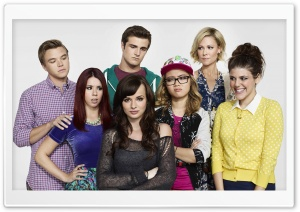 Awkward TV Series Cast