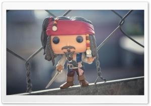 Jack Sparrow - Funko Pop Figure