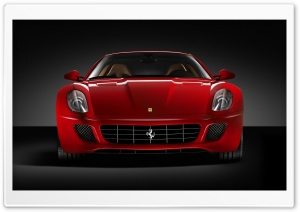 Ferrari 599 Front