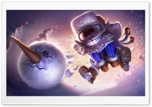 League Of Legends Snowman...