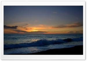 Sea At Twilight