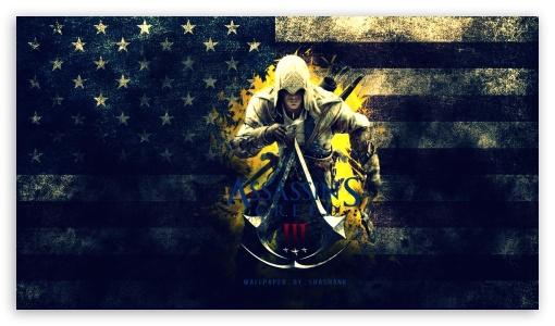 Download Assassin's Creed III UltraHD Wallpaper