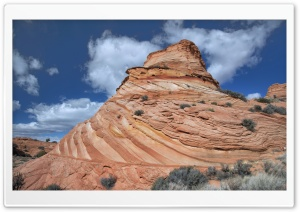 Paw Hole, Coyote Buttes...