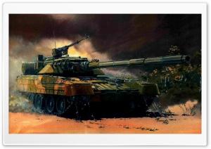 Tank Painting