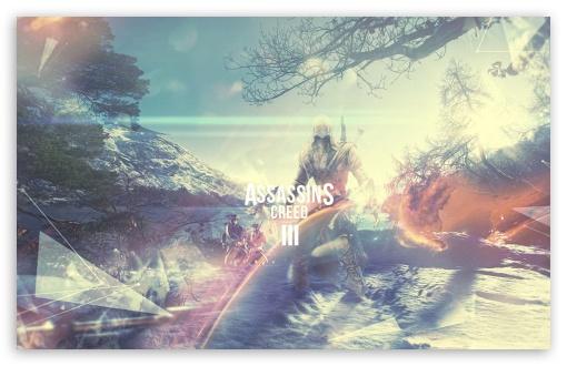 Download Assassins Creed 3 UltraHD Wallpaper