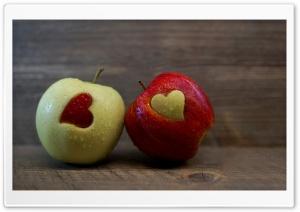 Love Apples Still Life