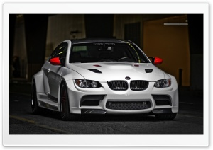 BMW GTRS3 Tuning