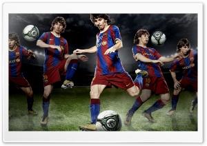 Lionel Messi Footballer