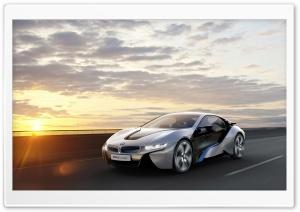 BMW i8 Car Concept