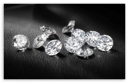 Download Diamonds UltraHD Wallpaper