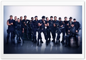 The Expendables 3 2014 Movie