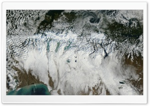 Southern Patagonia Seen from...