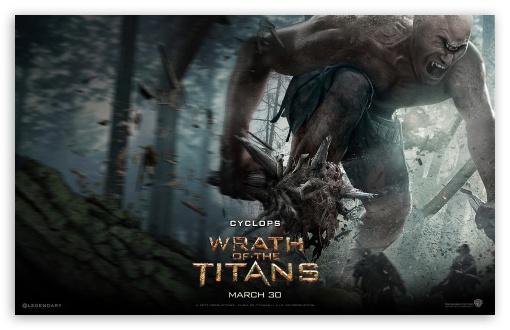 Download Wrath Of The Titans Cyclops UltraHD Wallpaper