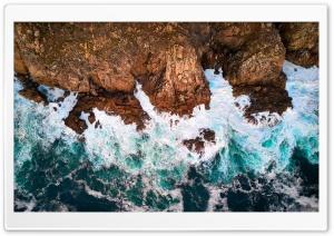 Cape Finisterre, Atlantic...