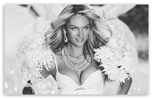 Download Candice Swanepoel Victorias Secret Angel... UltraHD Wallpaper