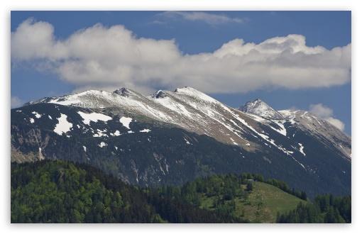 Download Mountain Stol, Karavanke Alps UltraHD Wallpaper