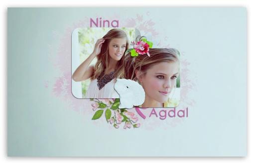 Download Nina Agdal UltraHD Wallpaper