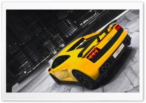 Gallardo GT600 Spyder Yellow