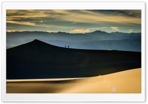 Desert Dunes Walkers