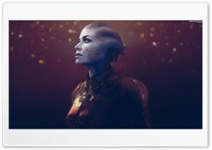 Mass Effect Trilogy, Asari,...