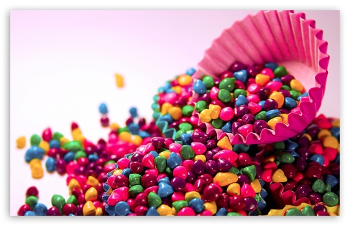 Download Colorful Candys UltraHD Wallpaper