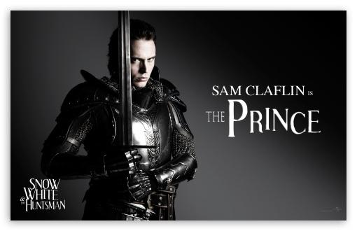 Download Snow White And The HuntsMan, Sam Claflin as... UltraHD Wallpaper