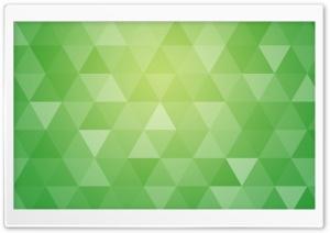 Green Abstract Geometric...