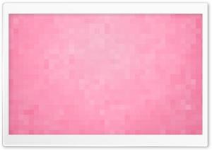 Pink Pixels Background