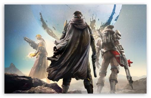 Download Destiny UltraHD Wallpaper