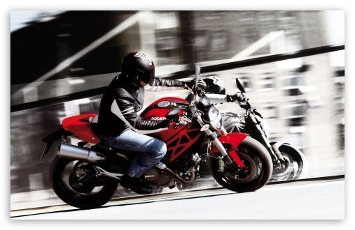 Download 2008 Ducati Monster 696 2 UltraHD Wallpaper