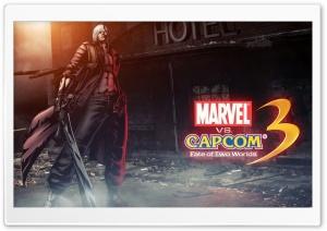 Marvel vs Capcom 3 - Dante