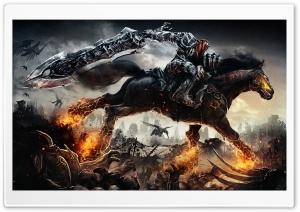 Darksiders War Rides