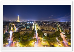 Boulevards of Paris