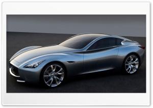 Infiniti Super Concept Car
