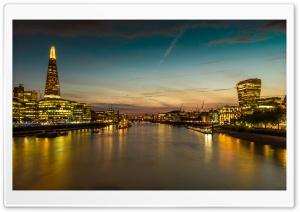 River Thames, England